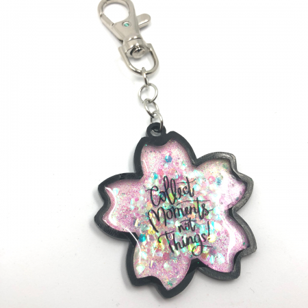 Collect Moments Keychain